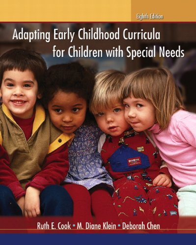 Adapting Early Childhood Curricula for Children with...