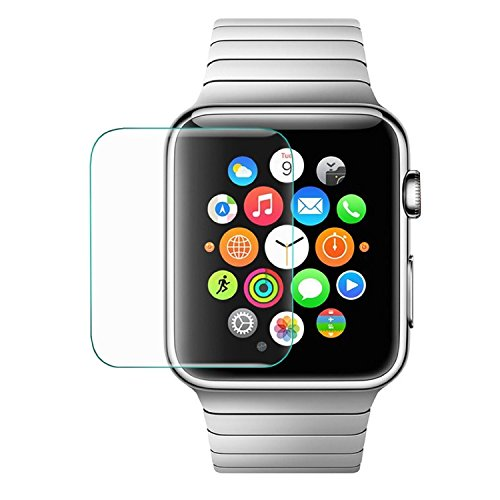 Weston Jewelers Premium Glass Film 0.2mm Tempered Glass Screen Protector for Apple Sports Watch (42mm) (Weston Screen compare prices)