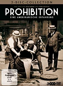 Prohibition - Eine amerikanische Erfahrung [3 DVDs]