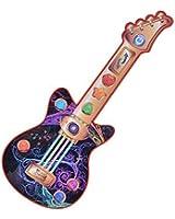 Wishtime Strum and Jam Kidi Musical Electric Touch Magic Rockin' Guitar (3T)