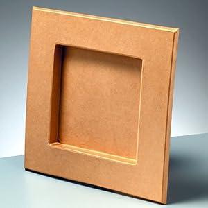 bilderrahmen karton zum basteln bemalen und gestalten 18. Black Bedroom Furniture Sets. Home Design Ideas