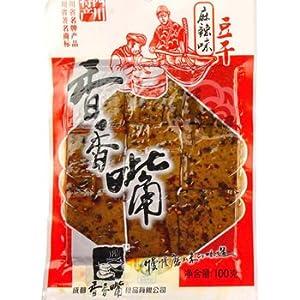 Xiangxiangzui Dried Tofu 100g Spicy Flavor