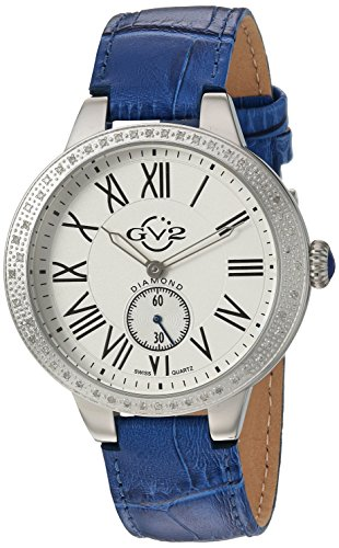 GV2-by-Gevril-Womens-9103-Astor-Analog-Display-Quartz-Blue-Watch
