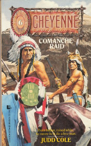 Image for Comanche Raid