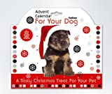 Advent Calendar for Dogs with treat behind every door