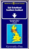 img - for Road Map Southern Scotland 1:200000 (Import) book / textbook / text book