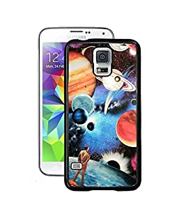 Aart Designer Luxurious Back Covers for Samsung Galaxy S5 + Portable & Bendable Silicone, 360 Degree Flexible USB Fan by Aart Store.