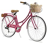XDS Nadine 7-Speed Dutch Bike, Red