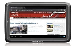 Arnova 10b G3 25,6cm (10.1 Zoll) Tablet-PC (ARM Cortex A 8, 1 GHz, 1 GB RAM, 4GB SSD, WiFi, kapazitives Display, Multitouch, Android 4.0) schwarz
