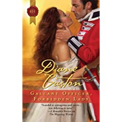 Gallant Officer, Forbidden Lady by Diane Gaston