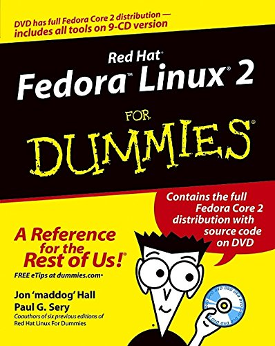 Red HatFedoraLinux2 For Dummies (For Dummies (Computers))