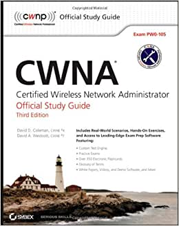 certified wireless network administrator study guide pdf