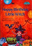Happy Birthday Little Witch (0517089513) by Hautzig, Deborah