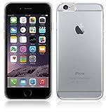 SDTEK Coque Cover Case clair transparent Soft Gel Silicone TPU pour iPhone 6 / 6s