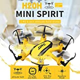 Boldclash-JJRC-H20H-Altitude-Mode-Headless-One-Key-Return-Mini-RC-Drone-Hexacopter-Yellow-Mode-2-RTF