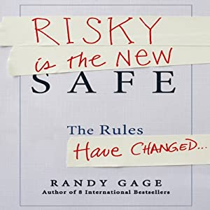 Risky Is the New Safe Audiobook
