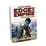 Big Game Hunter Star Wars Edge of the Empire Explorer Specialization Deck