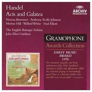 Haendel:Acis & Galatea