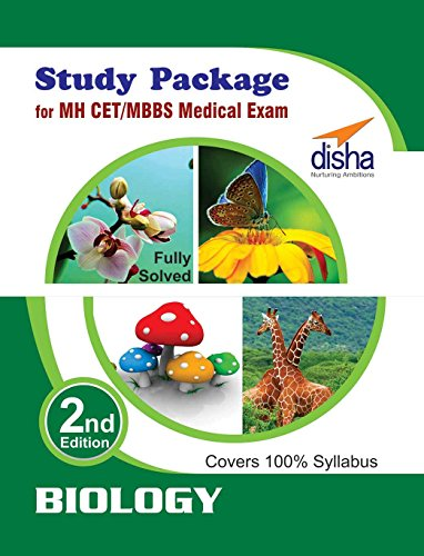 Study Package for MH CET MBBS Medical Exam: Biology