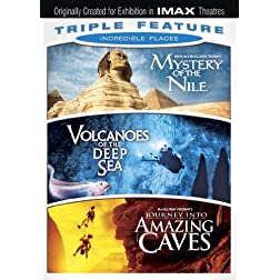 Incredible Places Triple Feature (IMAX)