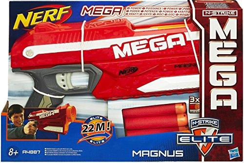 Hasbro A4887E24 - Nerf N-Strike Elite Mega Magnus