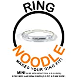 Ring Guard by RING NOODLE 3 pack MINI (less ring size reduction) Ring Size Reducer, Ring Size Adjuster
