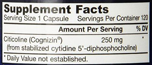 双重优惠:Jarrow FORMULAS 杰诺 Citicoline 胞磷胆碱 健脑保健品 250mg*120粒 $19.3(S&S+COUPON)图片