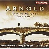 Arnold: Sinfonien 7,8 & 9/ Oboenkonzert