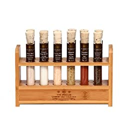 Special Edition Gourmet Salt Sampler Collection No. 2 - 12 Salts - Taste the world of salts \