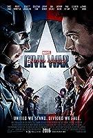 Marvel's Captain America: Civil War (3D BD+BD+Digital HD) [Blu-ray] by Walt Disney Studios
