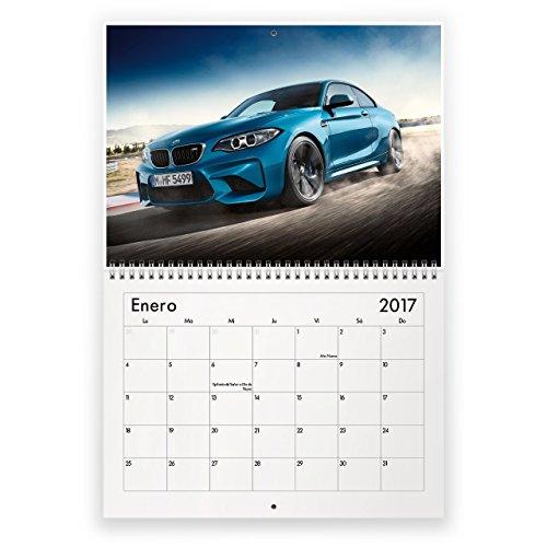 BMW Calendario mural 2017