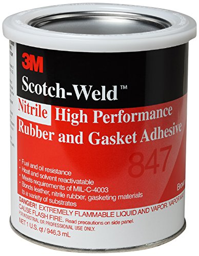3m-847-scotch-grip-rubber-gasket-adhesive-brown-1-qt-can-pack-of-1