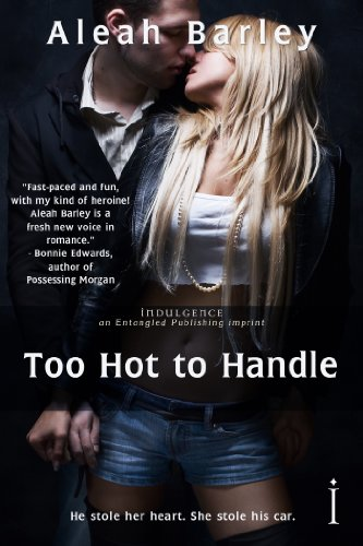 Too Hot to Handle (Entangled Indulgence)