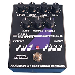 Awesome sale on Carl Martin Fuzz Pedal pedal at Amazon