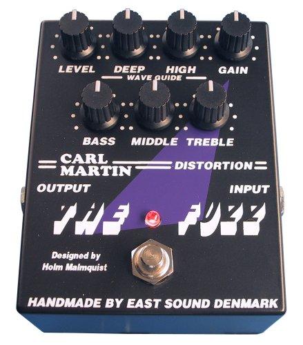Carl Martin Fuzz Pedal