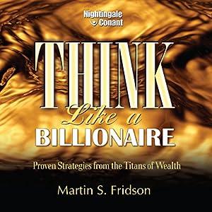 Think Like a Billionaire Discours