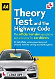 AA Publishing Driving Test Theory & Highway Code (Aa Driving Test)