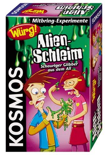 Kosmos 654054 - Horror-Mitbringexperiment Wrg! Alienschleim