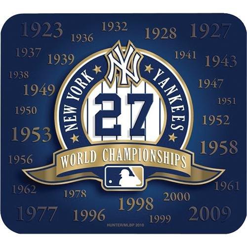 Hunter Mfg 5620-14-4758 New York Yankees Mousepad
