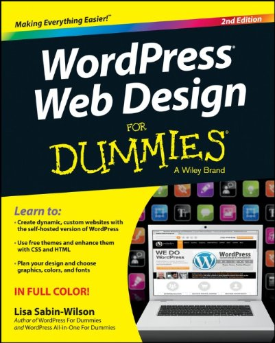 WordPress Web Design For Dummies (For Dummies