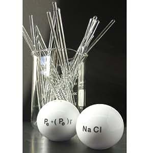 Good Chemistry Porcelain Salt and Pepper Shakers