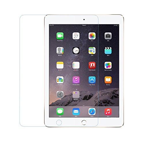 iPad Air / Air 2 Screen Protector REMAX Premium Tempered Glass Film 9H Anti-Blueray Anti-Scratch HD Screen Protector for iPad Air / Air 2