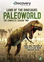 Paleoworld - The Complete Season Two - Land of the Dinosaurs - Discovery Channel (4 Disc) [DVD]