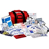First Aid Only First Responder Emergency First Aid Kit, 159-Piece Bags