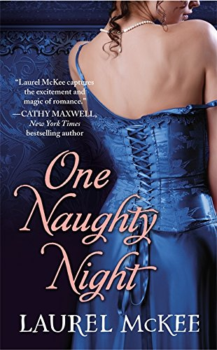 Image of One Naughty Night (The Scandalous St. Claires)