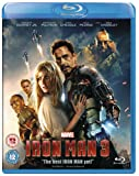 Iron Man 3 [Blu-ray] [Region Free]