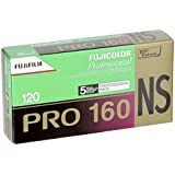 Fuji Pro 160 NS 120-5 Filme neu