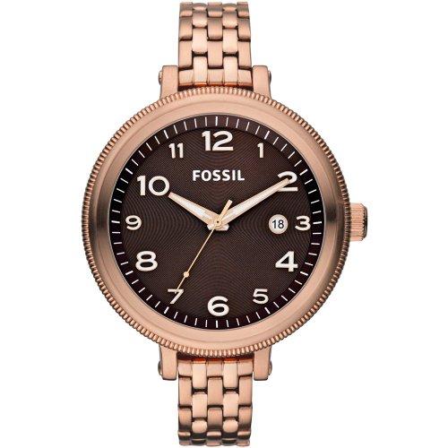 Fossil AM4389 Ladies BRIDGETTE Rose Gold Watch