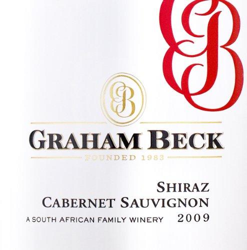 2009 Graham Beck Cabernet Sauvignon - Shiraz 750 Ml