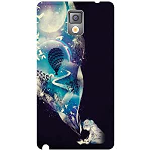 Samsung Galaxy Note 3 N9000 Back Cover - Fun Designer Cases